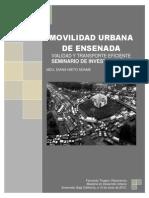 Movilidad Urbana8va Revision