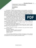 Apostila de Matemática Financeira e Projeto de Investimento