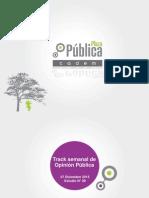 Plaza pública CADEM