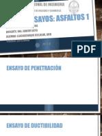 ENSAYOS ASFALTOS 1