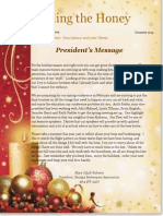 December Issue of GBA Newsletter 2015