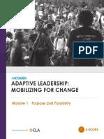 Adaptive 1 0 Module 1 Reading