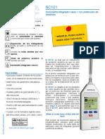 Datasheet SC-101