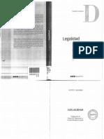 SHAPIRO, Scott - Legalidad (Parte 1)