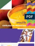 Catalogo de Productos Omnilife Argentina 2015
