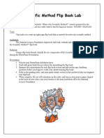 flip book project