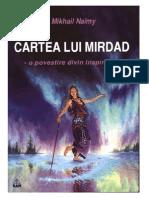 Cartea Lui Mirdad ~ Mikhail Naimy