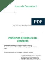 Principios Generales Del Concreto