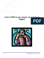Hag a Dinero Con Su Camara Digital