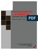 Managementul Stresului Suport de Curs (2)