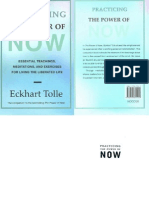 Practicing thef Power of Now Eckhart Tolle.compressed