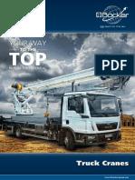 Truck Cranes 2015 GB