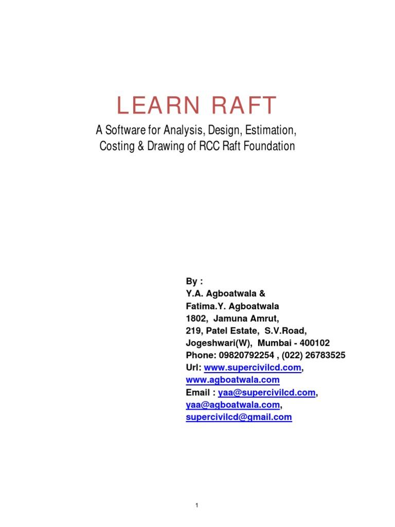 Bbs Of Raft Foundation