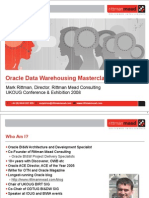 UKOUG 2008 - Oracle 11g DW Masterclass