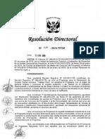Bases Para El Concurso de Proyectos Regulares 2015-Enero Trabaja Peru