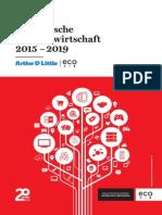 Studie Internetwirtschaft 2015-2019