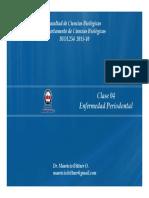 CLASE 04 (254 20) Enfermedad Periodontal
