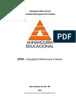 ATPS Equacoes Diferenciais e Series Completa 06-10-14