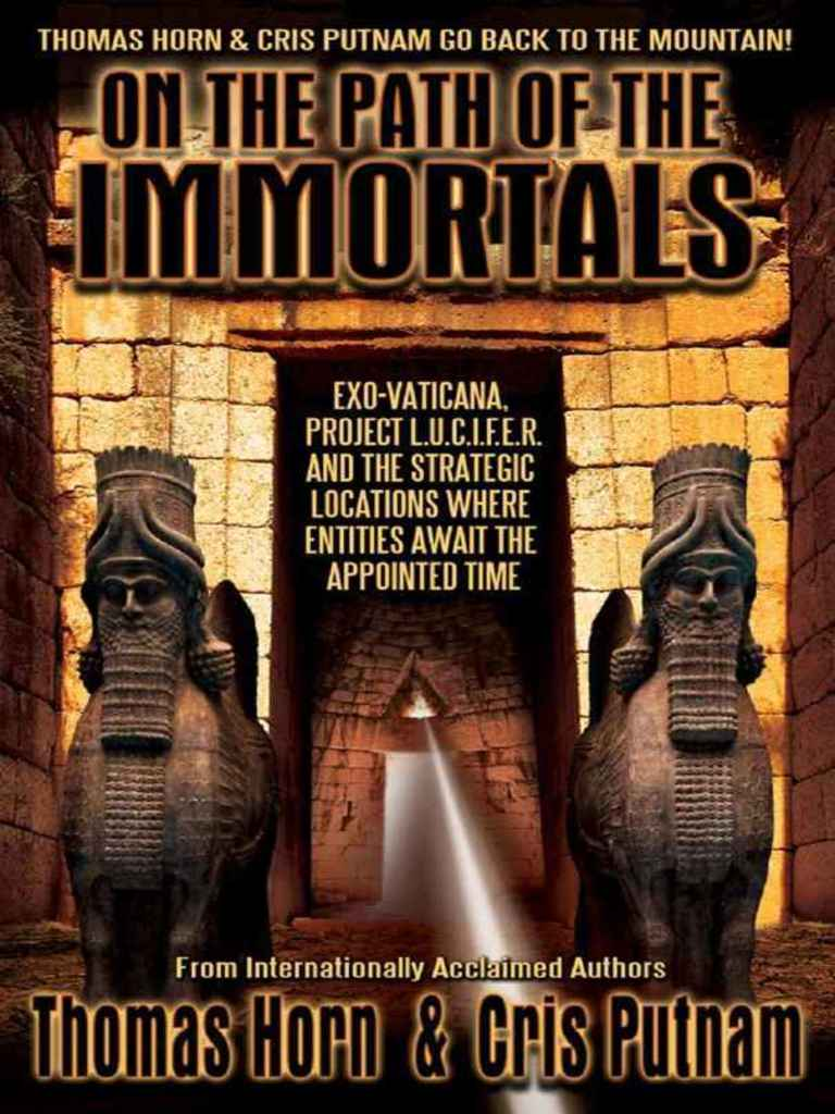 On The Path Of Immortals E