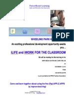 TAZ-Workshop Flyer