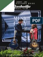 Nashville Visitors Guide Jan.-June 2016