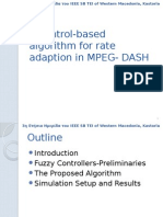 A control-based algorithm for rate adaption in MPEG- DASH