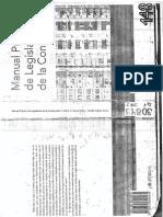 Manual practico de legislacion de la construccion Manual practico de legislacion de la construccion