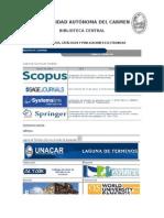 Publicaciones Electronicas