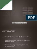 Quadratic Funtions