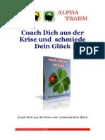 Coach Dich Aus Der Krise