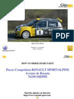 Clio II Super 1600 En
