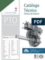 Catalogo PTO Bezares