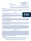 Contrato Otorgamiento de Fianzas 2010