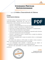 2015 2 CST ADS 4 Teoria Geral Sistemas
