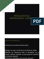 PROBLEMÁTICA JURIDICA