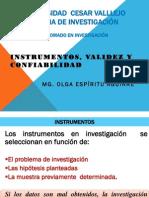 Validacion y Confiabilidad de Instrumentos