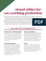 Lærerprof_etiske_plattform_a4_engelsk_31.10.12