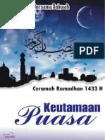 Ceramah Ramadhan 2012 02