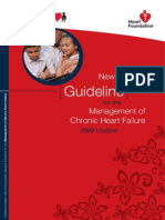 Guideline Management Chronic Heart Failure 5