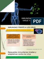 Inmunidad frente a virus y parásitos