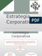 estrategia coorporativa