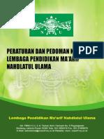 Buku Kumpulan Peraturan dan Pedoman LP Ma_arif NU_2.pdf