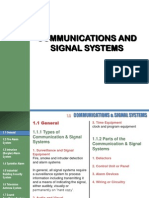 Communication & Signal