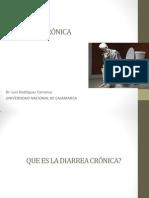 Diarrea Cronica UNC