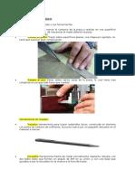 Uf 1.-Herramientas Para Mecanizado Basico