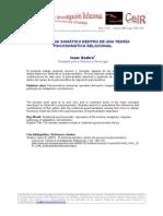 Seabra Sintoma Somatico CeIR V1N1