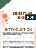 Sensitive Skin Ppt