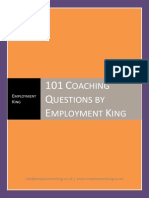 101 Coaching Questions