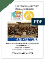 Proposal AIESEC