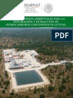 3. SEMARNAT Environmental Guidelines for Shale Developments